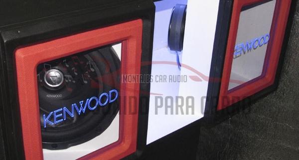 Caja Turbo Kenwood Tornado 3010